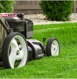 Autonomo jardinero - foto