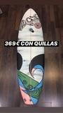 """TABLA DE SURF WATSAY 6, 4"""" - foto"""