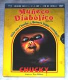 Bluray Muñeco diabólico 1 + dvd extras - foto