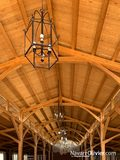 Estructuras y cubiertas de madera lamina - foto