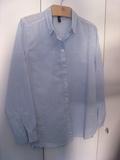 Camisa Rallas Talla 38 - foto