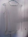 Blusa sin mangas Talla M - foto