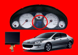 display 407 cambio pantalla - foto