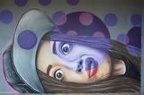 graffiti muralismo decoración - foto