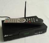 Descodificador  de tv por satelite iris - foto