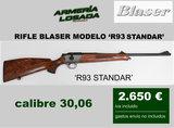 Rifle blaser r93 standar - foto