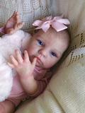 bebe reborn autentica - foto