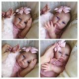 auténtico bebe reborn - foto