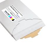 500 hojas papel protector siliconado B - foto