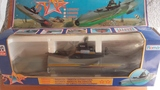 juguetes antiguos submarino - foto