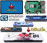 mandos arcade raspberry 10mil juegos - foto