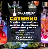 Catering all shisha- cachimbas, - foto