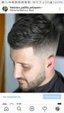 peluquería para hombres - foto