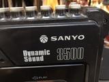 Radio cassette Sanyo dynamic sound 3500 - foto