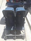 silla gemelar maclaren london - foto