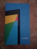 Caja Tablet Nexus 7 Google Asus - foto