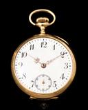 Reloj oro 18k omega-VENDIDO - foto