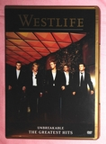 WESTLIFE DVD UNBREAKABLE, GREATEST HITS