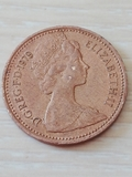 1 new penny 1979 - foto