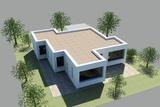 Construcción de casas con contenedore ec - foto