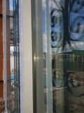 ventana doble acristalamiento aluminio - foto
