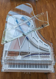 Pianos Bluthner de Cristal Nuevos - foto