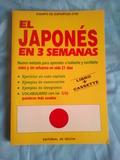 EL JAPONES EN TRES SEMANAS - foto