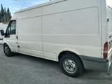 traslado transporte alquiler furgoneta - foto
