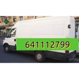 transporte mudanza alquiler de furgoneta - foto