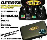 4 Alarmas + centralita XPR-600-AD CARPO - foto