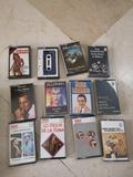 12 cassettes variados años 70-80 - foto