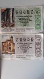 Décimos Loteria año 1989 de Palma - foto