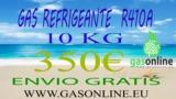 Gas refrigerante r134a r404a r410a - foto