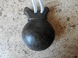 Castañuela pequeña antigua - foto