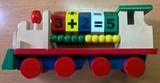 Tren de madera - foto