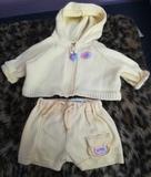 Conjunto ropa baby born - foto