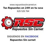 RECAMBIOS Y REPUESTOS COCHES SIN CARNET - foto
