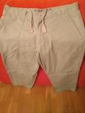 Pantalones de lino/algodón - foto