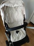 Funda respaldo carro silla bebe - foto