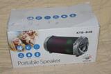 Altavoz portÁtil portable speaker - foto