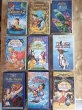 Películas vhs de Disney - foto