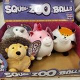Zooballs peluches en forma de pelotas - foto