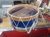 Tambores artesanos - foto
