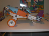 AVION mecano build & play - foto