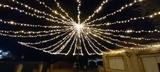 guirnaldas led iluminacion eventos bodas - foto