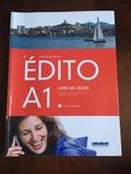 ÉDITO A1 LIBRO FRANCÉS - foto
