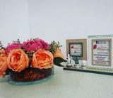 Decoracion floral i&o - foto