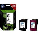 Cartuchos de tinta HP 301 - foto
