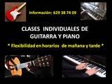 CLASES DE PIANO Y GUITARRA - foto