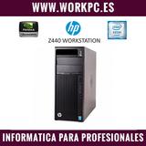 ¡ganga! workstation hp z440 SSD - foto
